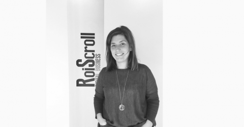 Uxía Fontán, nueva Inbound Marketing Strategist en Roi Scroll